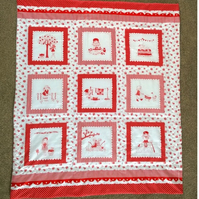 Riley Blake 'The Simple Life' Quilt
