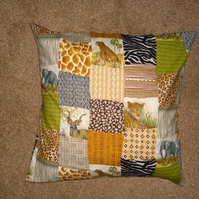 Safari Cushion Cover