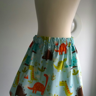 Riley Blake - Dinosaur Cotton Skirt