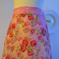 Flower Skirt with pockets