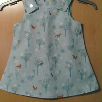A-line dress for a 3 year old