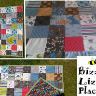 Pirate Matey Quilt