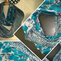 Infinity Scarf  - double thickness