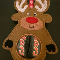 Reindeer Christmas Treat Decoration