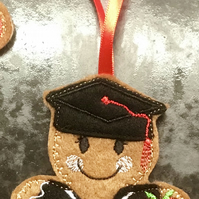 Gingerbread teacher  Decoration
