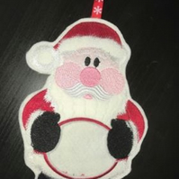 Santa Christmas Treat Decoration
