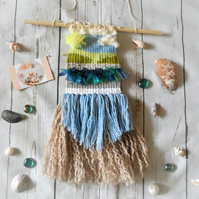 Weave Seaside Theme Wall Hanging