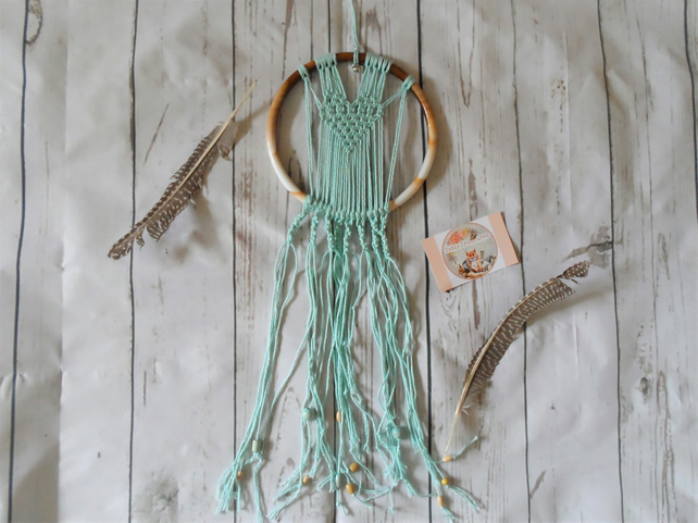 Macrame Dream Catcher