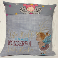 Fairy Reading Pillow