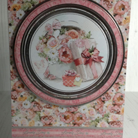 Flowers and Gifts Card