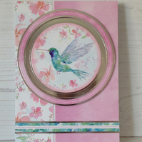 Exotic Bird Greeting Card