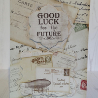 Good Luck for the Future Card