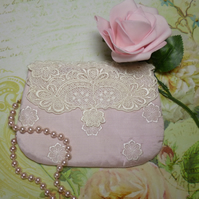 Edwardian Style Clutch Bag