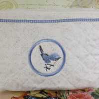Bluebird Make Up Bag