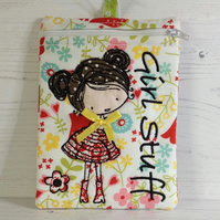 Girls Stuff Bag