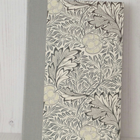 William Morris Blank Notebook