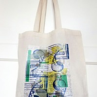 """Stairs"" Tote bag"