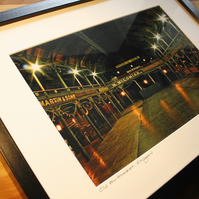 Old Fruitmarket, Glasow FRAMED