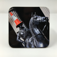 'Duke, Cone, Glasgow'  coaster FREE DELIVERY
