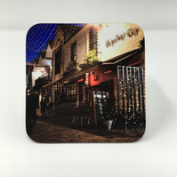 ASHTON LANE GLASGOW coaster