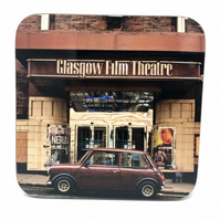 MINI at GLASGOW FILM THEATRE, GLASGOW coaster