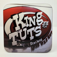 KING TUT'S, GLASGOW coaster