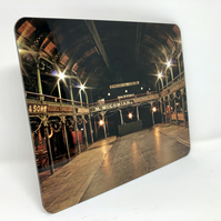 The Old Fruitmarket, Glasgow high gloss placemat