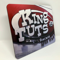 King Tuts, Glasgow high gloss placemat