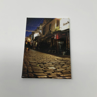 ASHTON LANE fridge magnet