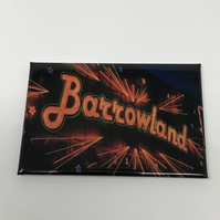 BARROWLANDS GLASGOW fridge magnet
