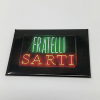 Sarti Glasgow, Fridge Magnet
