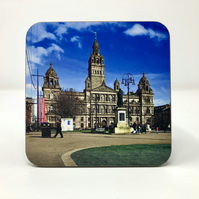 City Chambers, George Square Glasgow Coaster