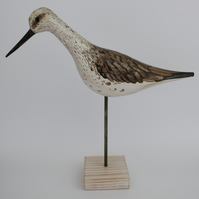 Greenshank - antique style