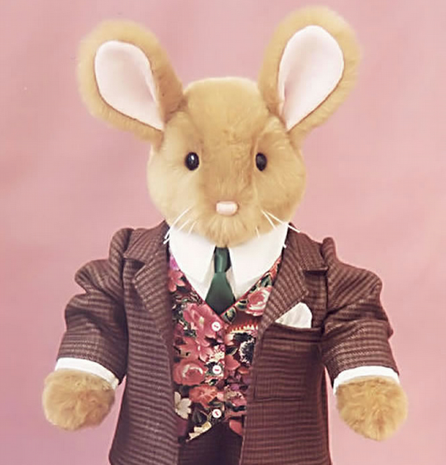 PDF - Benjamin Rabbit Pattern