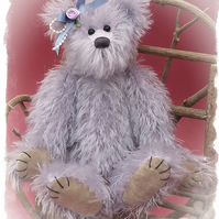 Bluebell Bear Pattern