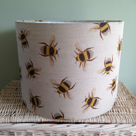 Beautiful Bee Lampshade- 40cm diameter