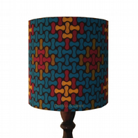 Retro Jigsaw Puzzle Game Children's lamp shade SANAA Lampshade