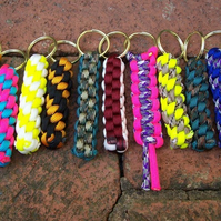 Paracord Keyrings