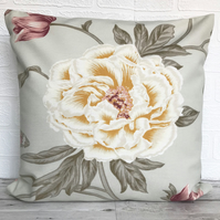 SALE, Reversible flower cushion