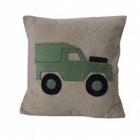 Landrover jeep cushion