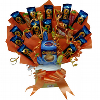 Terrys Chocolate Orange Chocolate Bouquet by Kandy Station - Perfect Gift Hamper