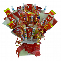 Large A Whole Bunch of Love Bouquet by Kandy Station - Perfect Gift Hamper