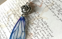 Fairy Wing Necklaces
