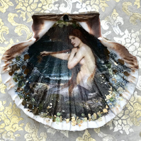 The Mermaid Shell Ring Trinket Dish