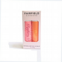 Lip Balm Twin Pack - Fruity
