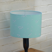 20cm Light Blue Fireflies Lamp shade