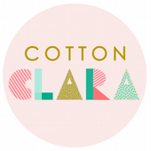 Cotton Clara - Bright Modern Embroidery Kits and more