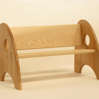 Childrens bench seat chair