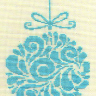Christmas Ball Cross Stitch Kit