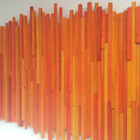 Wall Sculpture - Or Tum